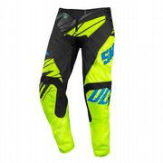 Shot Devo Ventury Youth MX Trousers Neon Yellow